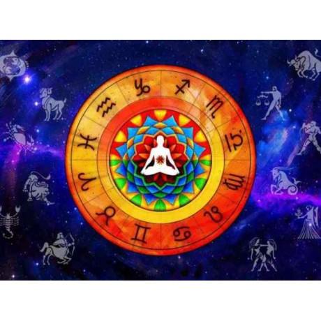 Atendimento de Mapa Astrológico completo